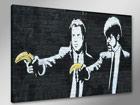 Настенная картина Banksy Art 60x80 см ED-86121