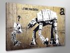 Настенная картина Banksy Art 60x80 см ED-86131
