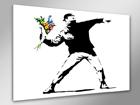 Настенная картина Banksy Art 60x80 см ED-86135