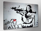 Настенная картина Banksy Art 60x80 см ED-86137