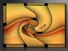 Настенная картина Abstrakt 120x80 см