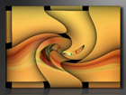 Настенная картина Abstrakt 120x80 см ED-86211