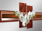 Картина из 4-частей Orhidee 160x70 см ED-86586