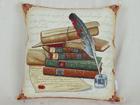 Декоративная подушка из гобелена Writer 45x45 cm TG-86698