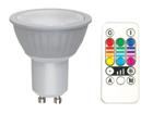 RGB LED лампочка GU10 EW-86830