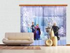Штора Disney Ice Kingdom, 280x245 см ED-87018