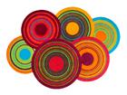 Ковер Cosmic Colours 70x120 см