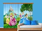 Затемняющее фотошторы Disney Princess 280x245 см ED-87346