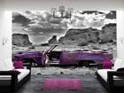 Фотообои Cadillac in pink 400x280 см ED-88148