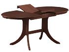 Удлиняющийся обеденный стол Avana 74x120-155 cm WS-88446