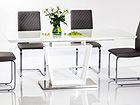 Удлиняющийся обеденный стол Lauren 85x140-180 cm WS-88706