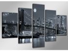 Картина из 5-частей New York-i мост 200x100 см ED-88844