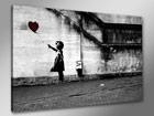 Настенная картина Banksy Art 60x80 см ED-88847