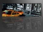 Картина New York takso 120x40 см ED-88874