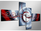 Картина из 4-частей Танец 160x70 см ED-88899