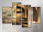 Картина из 4-частей Buddha 130x80 см ED-88922