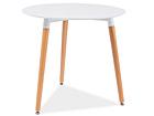 Обеденный стол Nolan III Ø 80 cm WS-88936