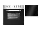 Встраиваемая духовка + варочная поверхность Bomann GR-89050
