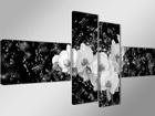 Картина из 4-частей Орхидея в воде 70x160 см ED-89416