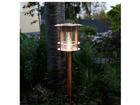 Садовый светильник с солнечной панелью AA-89962
