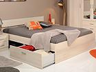 Комплект кровати Infinity  акация