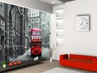 Флизелиновые фотообои London bus 360x270 см ED-90563