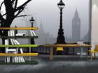 Флизелиновые фотообои Magical London 360x270 см ED-90565