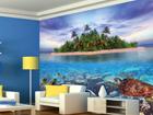 Флизелиновые фотообои Tropical island 360x270 см ED-90600