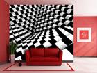 Флизелиновые фотообои Black and white dice 360x270 см ED-90632