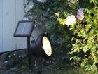 Светильник с солнечной панелью AA-90659
