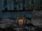 Садовый LED фонарь работающий на солнечной энергии AA-90674