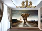 Флизелиновые фотообои Big elephant 360x270 см ED-90700