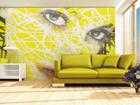 Флизелиновые фотообои Face 360x270 см ED-90708