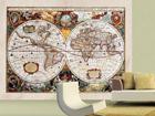 Флизелиновые фотообои World map 360x270 см ED-90724