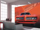 Флизелиновые фотообои Pontiac 360x270см ED-90725