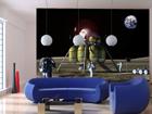 Флизелиновые фотообои Moon landing 360x270 см ED-90729