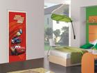 Флизелиновые фотообои Disney Cars 90x202 см ED-90944