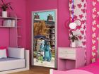 Флизелиновые фотообои Disney Monsters 90x202 см ED-90980