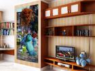 Флизелиновые фотообои Disney Monsters 90x202 см ED-90981