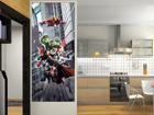 Флизелиновые фотообои Avengers Captain America 90x202 см ED-90990