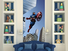 Флизелиновые фотообои Captain America 90x202 см ED-90991