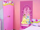 Флизелиновые фотообои Disney Princess 90x202 см ED-91014