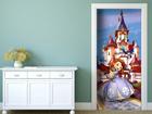 Флизелиновые фотообои Disney Sofia at the castle 90x202 см ED-91062