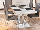Удлиняющийся обеденный стол Edmonton 160-200x90 cm AY-91153