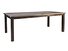 Удлиняющийся садовый стол Monta 90x152-210 cm EV-91275