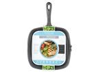 Чугунная сковорода для гриля 23x23 cm ID-91283