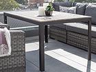 Садовый стол Monta 150x90 cm EV-91375
