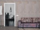 Флизелиновые фотообои London Big Ben 90x202 cм ED-91438
