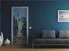 Флизелиновые фотообои Statue of Liberty 90x202 cм ED-91444