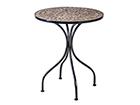 Садовый стол Mosaic Ø 60 cm EV-91451